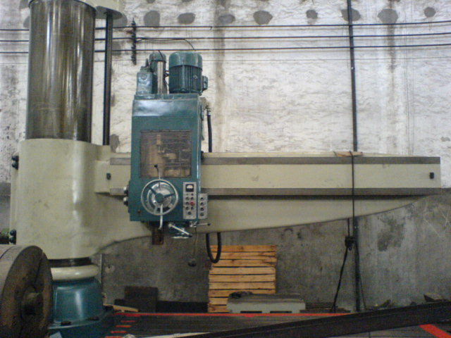 Furadeira radial STANKOIMPORT 100mm